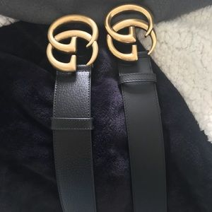 12 Ways To Tell If Your Gucci Belt Is Fake Her Closet Image >> Gucci Belt How To Tell If Its Real